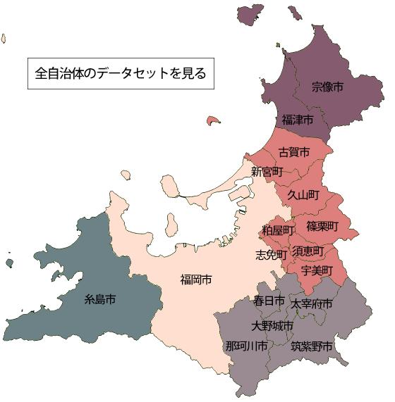 福岡都市圏